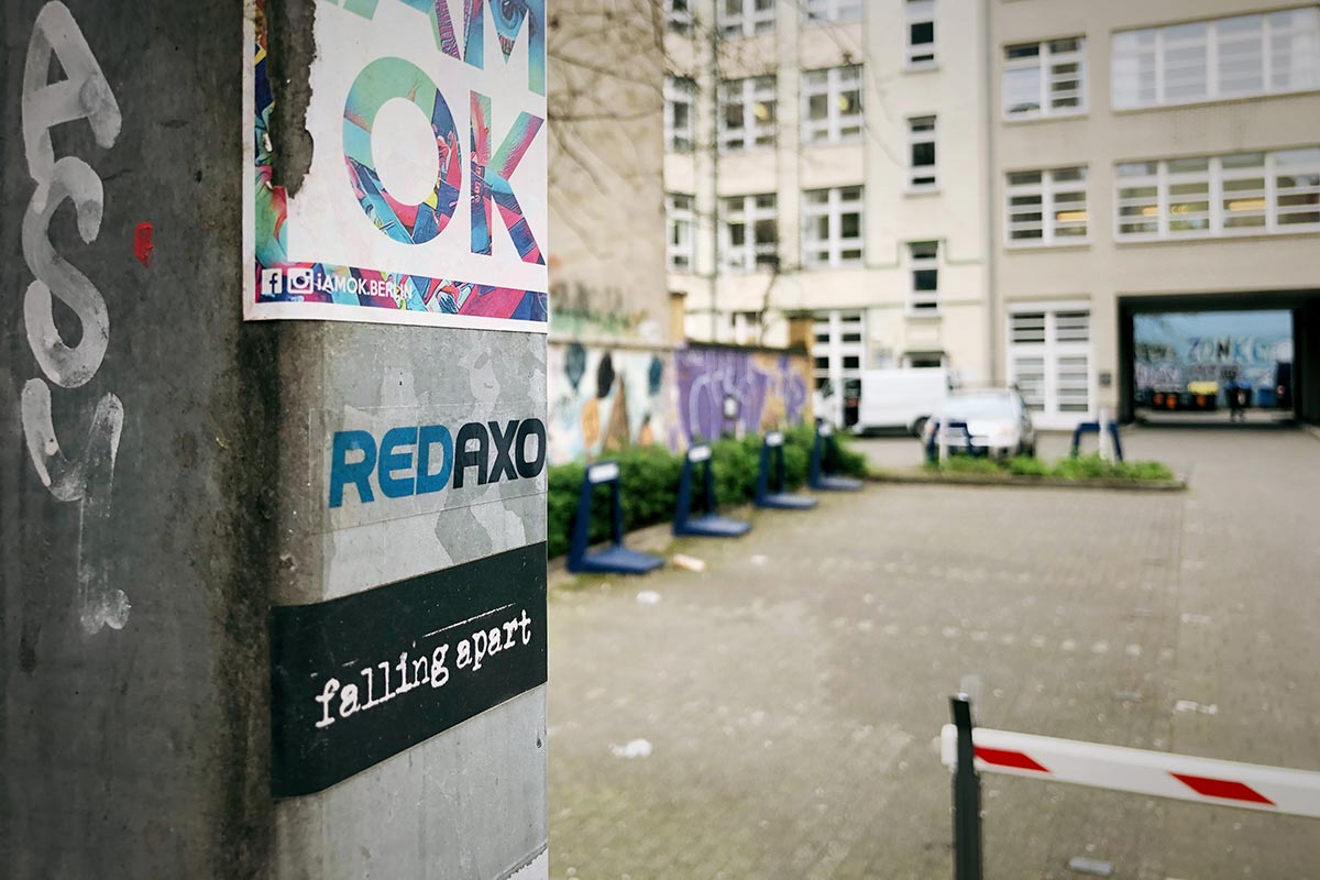 Redaxo-Tag 2018 Berlin