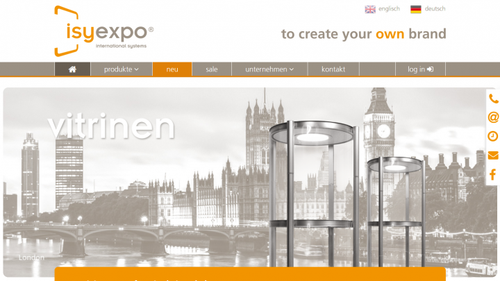 isyexpo - to create your own brand